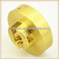 High quality precision brass forging