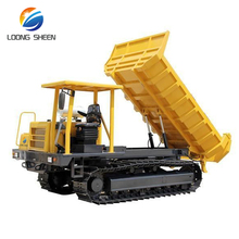 Small Crawler Dump Truck cheap price LXYS-6 for sale