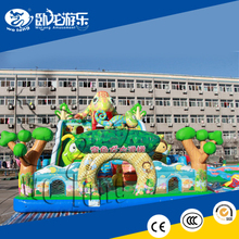 inflatable super slide, inflatable jumping water slide