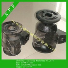 Harrow spacer spool, disc harrow parts