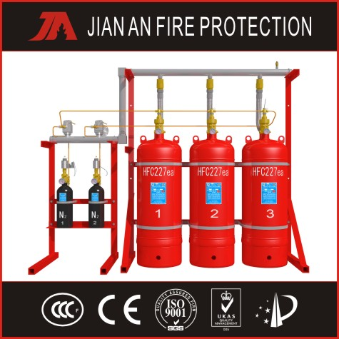 90L automatic fire extinguisher