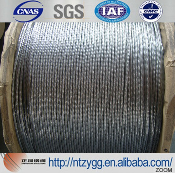 galvanized ungalvanized rope motorcycle brake cable