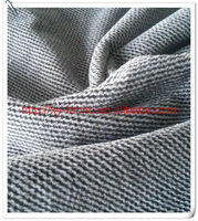 2013 new 100% polyester fabric/cation diagonal velboa for sofa, garment, curtain