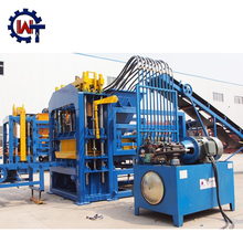 QT8-15 automatic hydraulic concrete brick block making machine suppliers in south africa