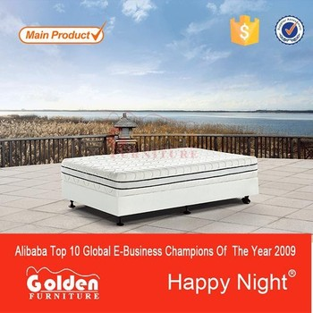 Alibaba Latest design CIFF hot sale orthopedic mattress S103