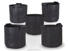 amazon best sellers 7 gallons Aeration Fabric grow bags smart pots with handles