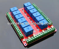 RM12HLE Double-Isolated 12-channel Relay Module 5V/12/V24V
