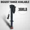 12V 3500 lbs Electric Power Tongue Jack RV Boat Jet Ski A-Frame Trailer Camper 1