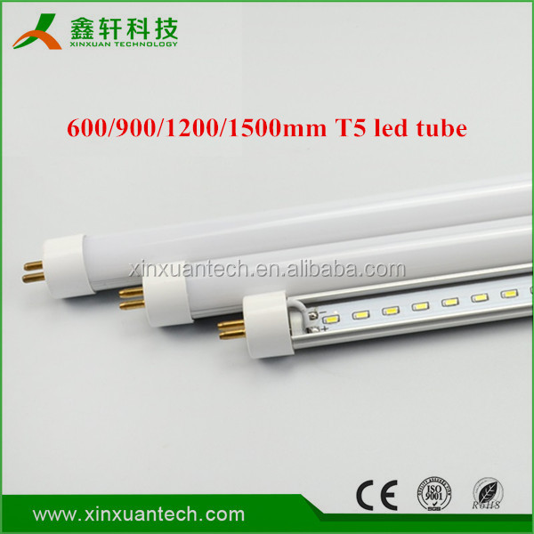 High quality 1200mm SMD 283518Watt high brightness dimmable tube fluo t5