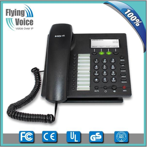 Conference phone wireless wifi desktop ip phone with HD voice IP622CW