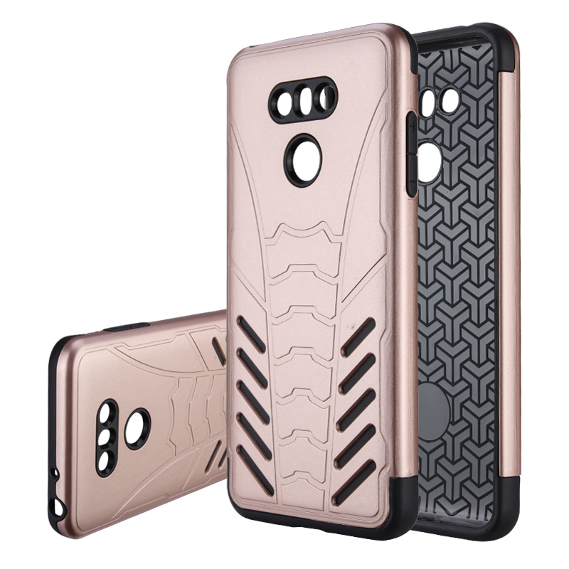 Best Selling Products 2017 in USA Combo Durable Slim Armor Phone Case For LG G6
