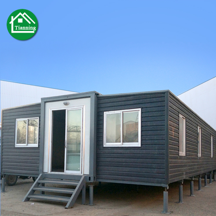 Luxury folding container house with electrical house wiring materials