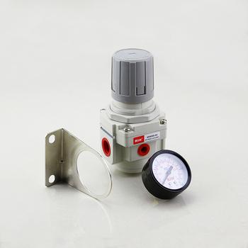 Pneumatic Regulator AR Series Electric SMC Type Air Pressure Regulator