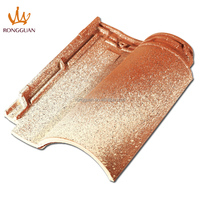 clay interlock roof tile (R1-A002)