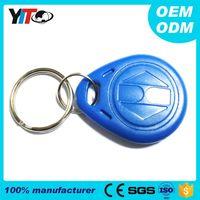 Custom Safety 125kHz Keyfobs Proximity Fob Works With Prox Key fobs/chain/tag for hotel