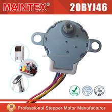 20BYJ46 Stepping Motor Micro Step Motor Manufacturer Best Price Strong Power