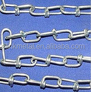 stainless steel 304 weldless DIN5686 knotted chain