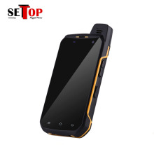 Support PTT NFC 5' rugged 13mp camera android mobile phone