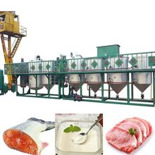 Animal Used Cooking oil For Biodiese Equipment