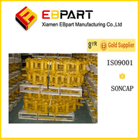 EBPART high quality D6D track chain track link assembly for bulldozer