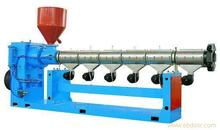 SJ series high efficiency single screw extruder with good Design concept