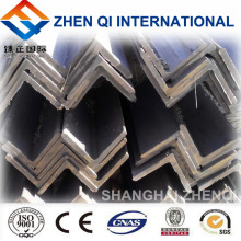 Standard Sizes For Z Shape Steel Angle Iron