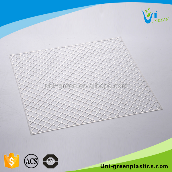High quality cheap plastic square mosaic tile mesh to fix mosaic