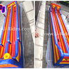 Competition Sport Game Inflatable Bungee Run