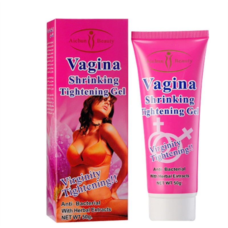 brand new Aichun vagina shrinking tightening gel 50g per pcs