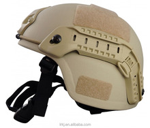 light weight kevlar military bullet proof level 3a ballistic helmet