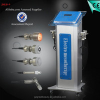 CE Approval Vertical No Needle/Needle free Mesotherapy Machine for facial skin beauty