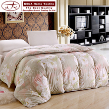 2016 Duvet manufacturers in china wholesale king queen twin size 100% duck down duvet comforter