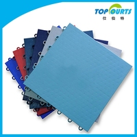 Best quality interlocking outdoor table tennis court floor tile
