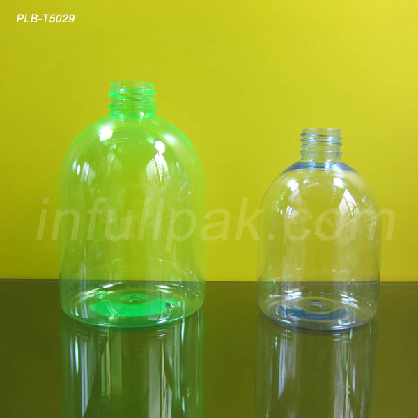 250ml &500ml PETE Hand Liquid soap Bottle