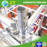 Factory price long service life wedge lock scaffolding