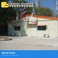 Thailand Light steel Frame Pre Assembled Prefabricated Houses shed Steel Building Industrial factory build Designs Prefab House