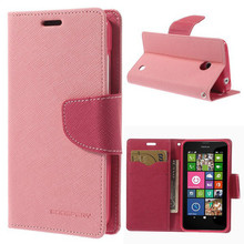 Leather Cell Phone Cover Fancy Case For Nokia X