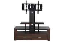 Wooden bedroom wall unit glass lcd plasma uk end furniture tv television cabinets