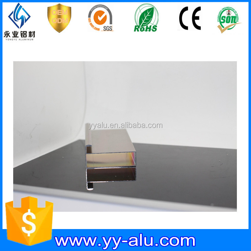 Top-Selling Aluminum extrusion for kitchen cabinet door