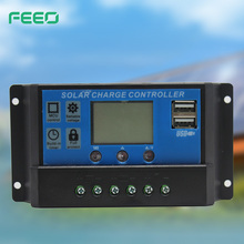 Factory Price Charger 30A Solar Controller 20A from Chinese manufacturer