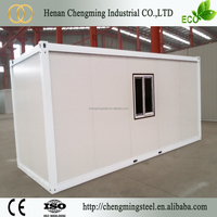 Transportable Small Pre-Made Multifunctional Recyclable New Cargo Containers For Living