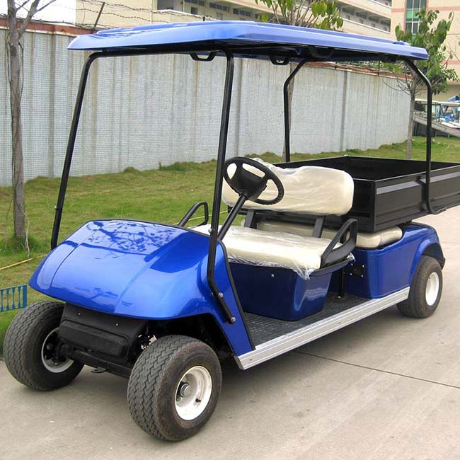 Multi-Function 2 Seater Electric Cargo Golf Car (DU-G4)
