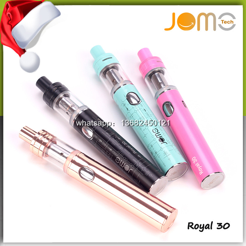 Alibaba china wholesale suppliers jomo Royal 30 mini vepe pen oil vaporizer electronic cigarette free samples