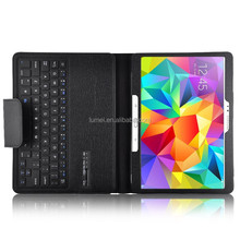 wireless bluetooth keyboard case for samsung tab s 10.5 T800 detachable bluetooth case