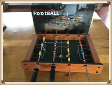 table top football game/table game/mini football game