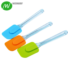 Colorful Multi-Function Silicone Rubber Spatula