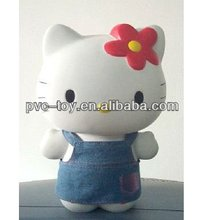 2013 new design promotional pvc inflatable hello kitty toy for kids