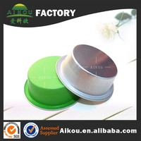 printed fruit jam aluminum container
