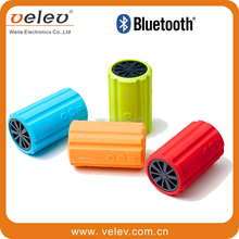 Outdoor Sports Bluetooth Speaker with Silicone sleeve