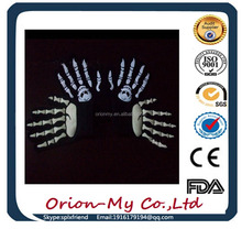 Design Party favor skeleton led Flashing glove Glow in the dark gloves